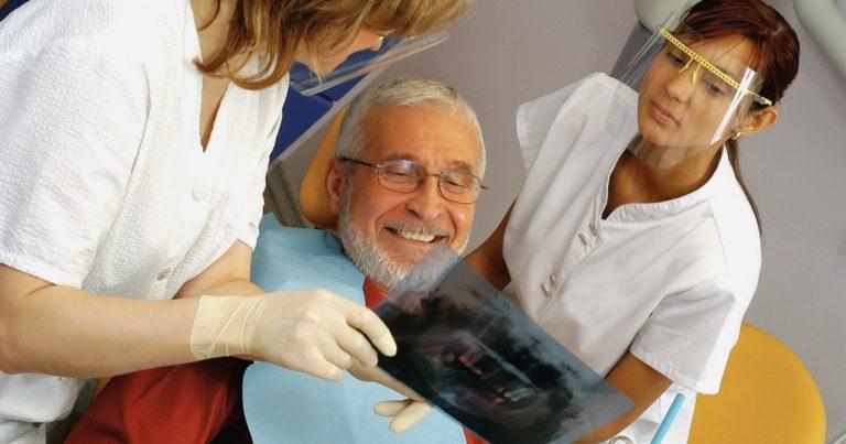 acompanhamento odontológico na terceira idade