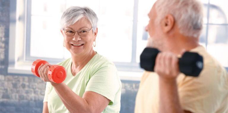 atividade física na terceira