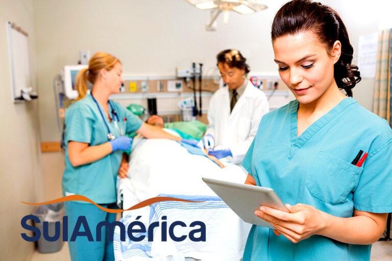 Emergência Médica 24h da SulAmérica Saúde