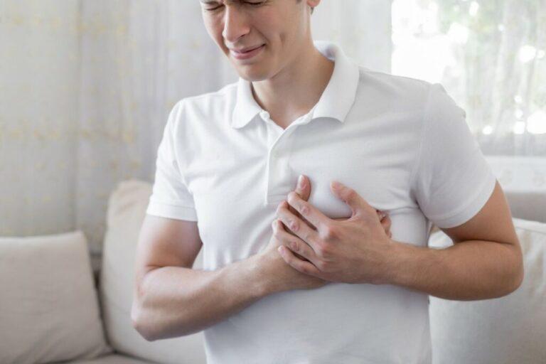 infarto em jovens